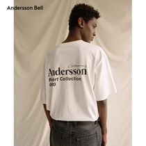 ANDERSSON BELL(アンダースンベル) Tシャツ・カットソー ANDERSSON BELL正規品★リゾートコレクションTシャツ★UNISEX