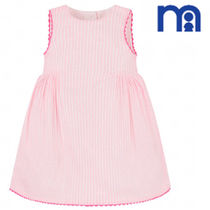 日本未入荷☆mothercare☆0−36M☆STRIPE PIQUE  DRESS☆