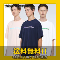 ★thisisneverthat★ BUBBLE SP TEE