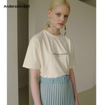 ANDERSSON BELL正規品★ARTISTIC CASUAL TACTEL Tシャツ★UNISEX