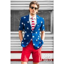 OPPOSUITS☆STARS AND STRIPES メンズ スーツ 半袖