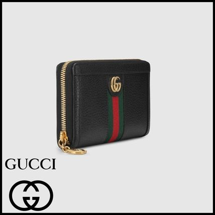 check out cde12 3a65e 新作《GUCCI》オフィディア グッチ ロゴ GG 長財布 黒 国内発送