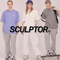 〜SCULPTOR〜 Ellipse Tee 3色[CHARCORL,BL,WH]-超カワイイ!..