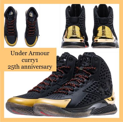 【US限定】Under Armour curry 1/ 25th anniversary