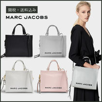 【MARC JACOBS】The Box The Box Shopper 2WAY レザー バッグ