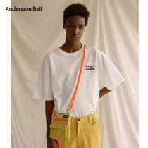 ANDERSSON BELL正規品★パームツリープリントTシャツ★UNISEX