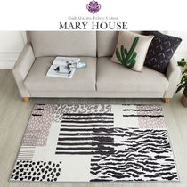 MARY HOUSE ★Frottage Rug - 150 x 200