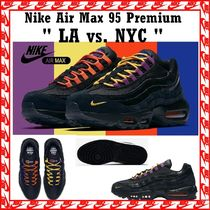 NIKE ナイキ Nike Air Max 95 Premium LA vs NYC FW 18 送料無料