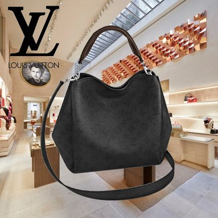 new product 9ce8c f2510 新作 Louis Vuitton(ルイヴィトン) SAC BABYLONE PM バッグ 黒