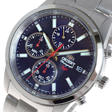 competitive price 020a8 b875d オリエント ORIENT 腕時計 メンズ クォーツ FKU00002D0