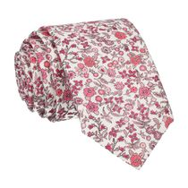 Mrs Bow Tie Diderot in Pink Tie