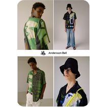 [Andersson Bell] ★ NEW ★ JEFF GRAPHIC SHIRT atb310m