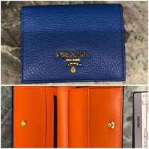 PRADA Small Leather Wallet 1MV204_2BG5