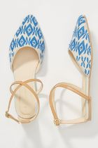 【Anthropologie】 Laurie Strappy Flats ストラップサンダル