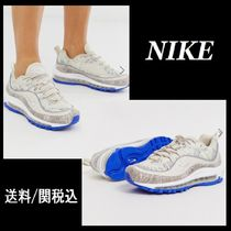 【NIKE】人気!Air Max 98 Trainers スネーク柄 スニーカー ♪