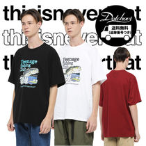 Thisisneverthat FISHING CLUB TEE NE944 / 追跡付