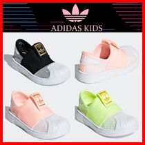 ☆韓国の人気☆【ADIDAS】KIDS☆ SUPERSTAR SMR 360 I ☆3色☆