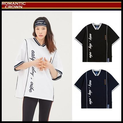 ☆ROMANTIC CROWN☆ Easy Day Vibe Jersey 男女兼用
