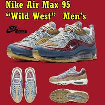 NIKE ナイキ Nike Air Max 95 Premium Wild West SS 19 送料無料