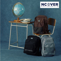 ★NCOVER★AUTHENTIC BACKPACK 3カラー