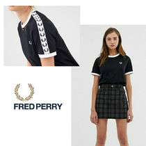 【Fred Perry】テープ Tシャツ