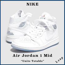"【Nike】日本未入荷 激レア Air Jordan 1 Mid ""Unite Totable"""