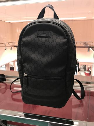 timeless design a02af fcba0 【アウトレット】GUCCI☆GGナイロンバックパック☆