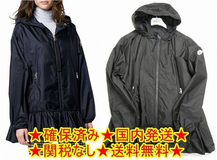 size 1◆確保済◆関税なし国内発送MONCLERフリルコートTBILISSI