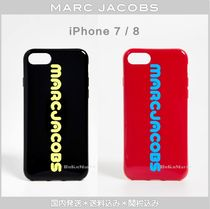 [国内発送]*Marc Jacobs *Sport Smartphone Cover* iPhone8/7
