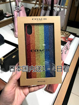 限定販売 COACH IPHONE XS MAX  F75855
