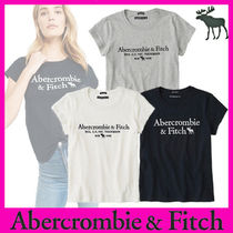 Abercrombie & Fitch◆スリムフィット ロゴTシャツ・3色◆即発