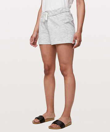 lululemon ショートパンツ シンプルショートパンツOn The Fly Short -Wee Are From Space(3)