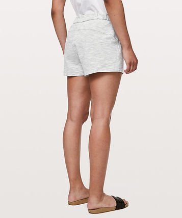 lululemon ショートパンツ シンプルショートパンツOn The Fly Short -Wee Are From Space(4)