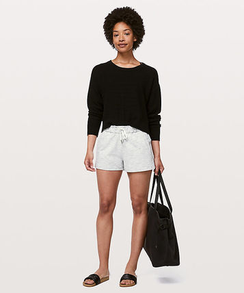 lululemon ショートパンツ シンプルショートパンツOn The Fly Short -Wee Are From Space(5)