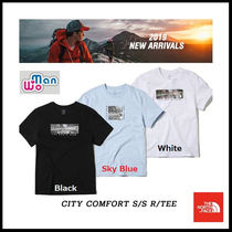 [THE NORTH FACE] CITY COMFORT S/S R/TEE 3色 追跡付 男女共用