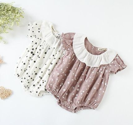 Star rompers〓(66-100cm)