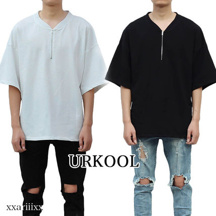 ◆NEW◆URKOOL◆ LIGHT TERRY BOXY Tシャツ / 2色