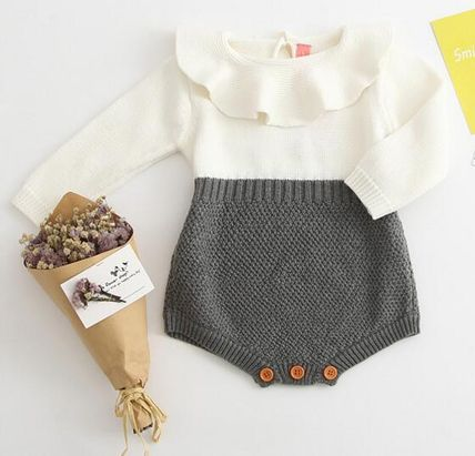 Bycolor Knitrompers 〓(60-100cm)