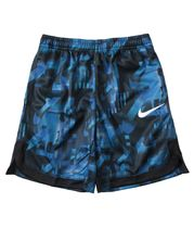NIKE 86E397 C3L KIDS DRY FIT DOMINANTE SHORT BLUE