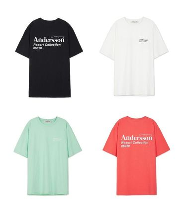 ◆ANDERSSON BELL◇UNISEX◇RESORT COLLECTION T◇4カラー◆