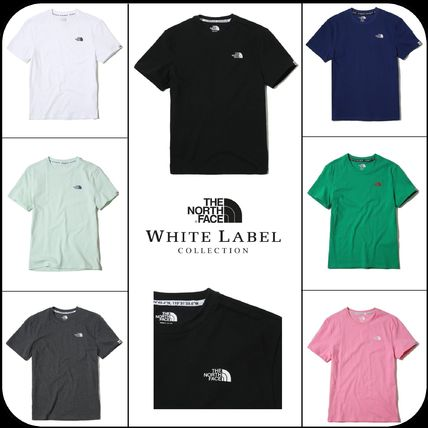 THE NORTH FACE Tシャツ・カットソー 【THE NORTH FACE】★19SS NEW ★ NUPTSE S/S R/TEE