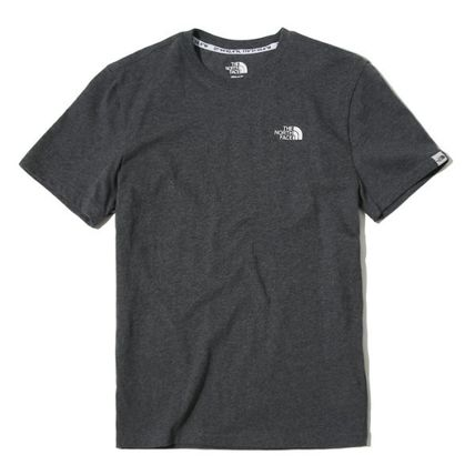 THE NORTH FACE Tシャツ・カットソー 【THE NORTH FACE】★19SS NEW ★ NUPTSE S/S R/TEE(18)