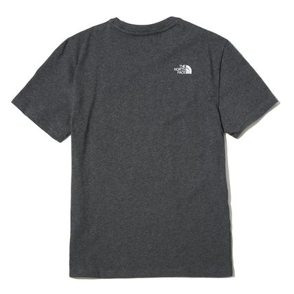 THE NORTH FACE Tシャツ・カットソー 【THE NORTH FACE】★19SS NEW ★ NUPTSE S/S R/TEE(19)