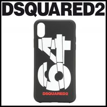 D SQUARED2★64ロゴ iPhone Xケース