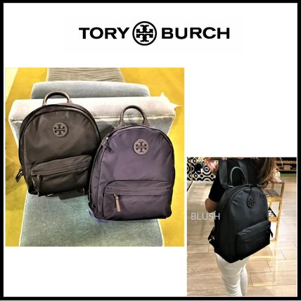【TORY BURCH】 ナイロン BACKPACK