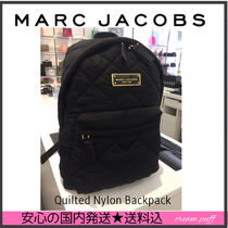 A4可【国内発送】MARC JACOBS Quilted Nylon Backpack M0011321