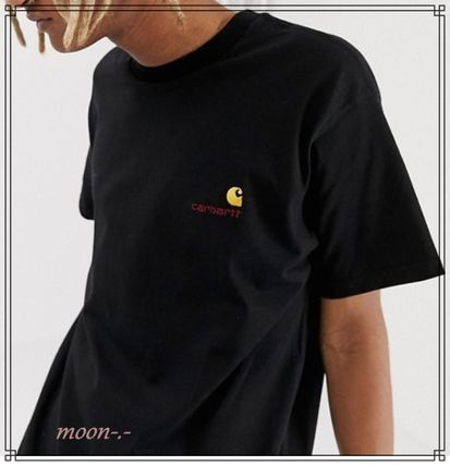 Carhartt Tシャツ・カットソー ★Carhartt WIP★アメリカクリプトロゴTシャツ2色【関送込み】(2)