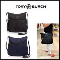 【TORY BURCH】 ナイロンメッセンジャー