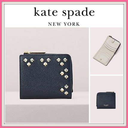 期間限定SALE!☆kate spade☆ margaux floral small bifold 財布