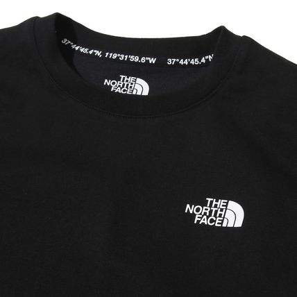 THE NORTH FACE Tシャツ・カットソー 日本未入荷!★THE NORTH FACE★花柄プリントティーシャツ★4色(4)